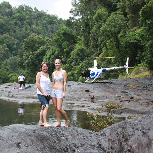 Rainforest Waterfall Tours